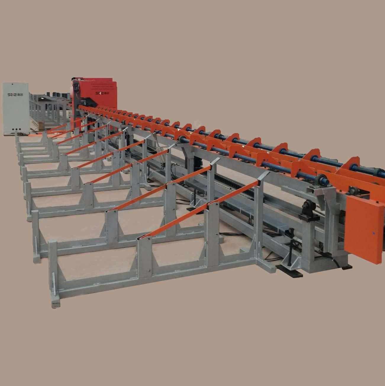 Automatic used cut to length line for sale with ISO9001:2008