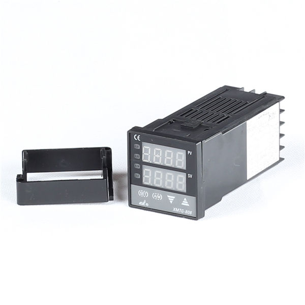 CJ XMTG-808 All signal input intelligence dual row 4-LED display PID temperature controller