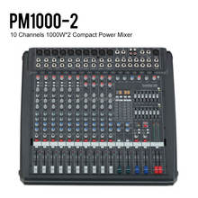 TOP 5A Quality Exporting Version Powermate 1000-2 Generation 2 Mixer in 1000 watt*2 Output
