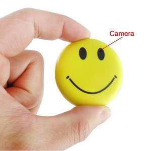 New Product Ideas 2018 HD Smile Face Flower Hidden Camera