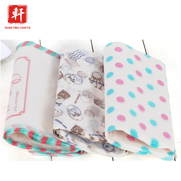 Food wrapping paper,packing paper greaseproof paper