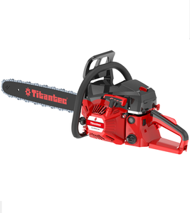 powerful 61.5cc gasoline chain saw petrol heavy duty chainsaw with CE EU5 certificates