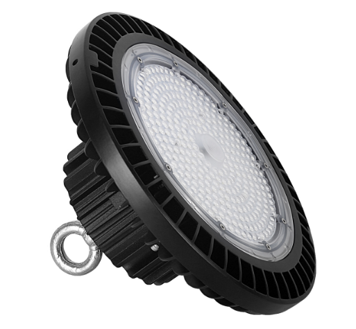 High quality DLC 300W 500W light dimmable UFO highbay LED lamp 150w Hibay For Warehouse led high bay light