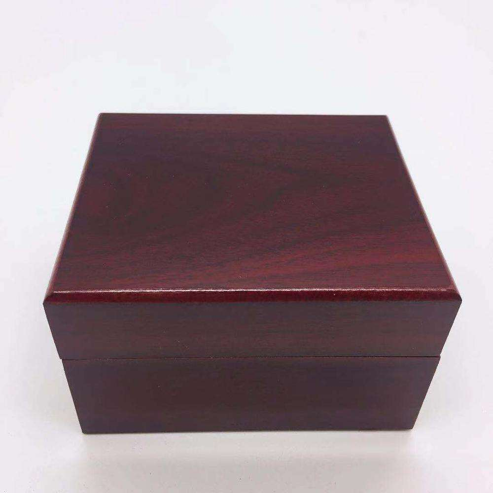 high quality wooden box elegent wrist watch box cases
