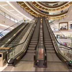 Shopping mall automatic l Indoor Escalator