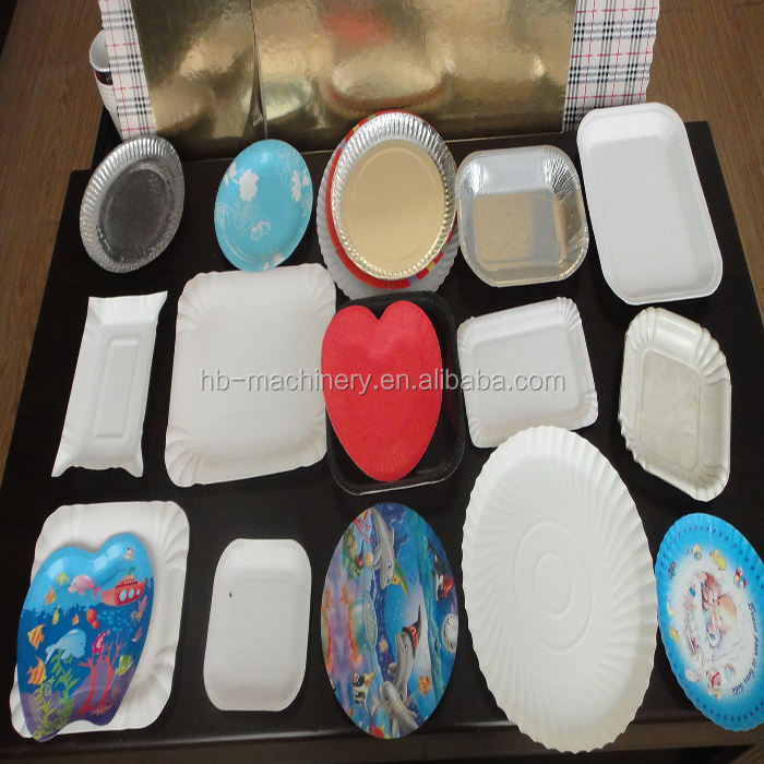ZDJ-500 paper dish/plate machine better performance the best option for updating the machine