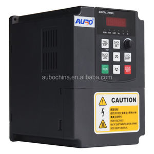 220V 230V 240V 32A 7,5 KW Variable Frequency Drive VFD 3Phase AC Stick Vacon Delta äquivalent motor Frequenz Inverter