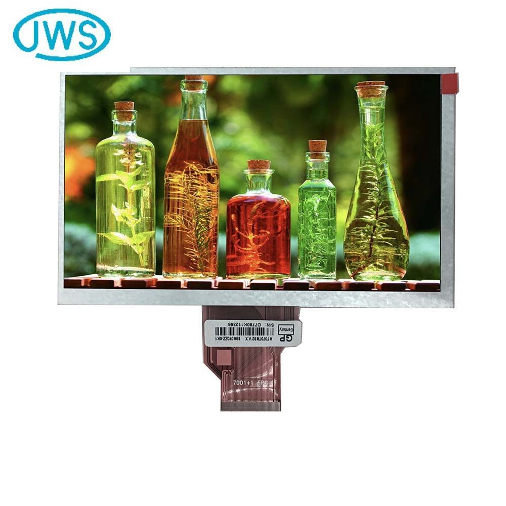 7 inch Mass supply durable TFT LCD