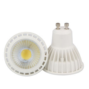 TOP ONE Best Selling 2700K to 6500K CCT ADJUSTABLE Dimmable COB GU10 LED Spotlight CRI>80 LED Spot Light 7W