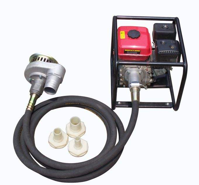 HONDA Type benzinemotor waterpomp, water pompen
