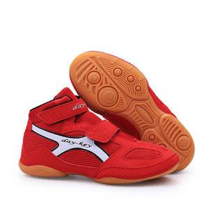 Custom oem chinese professional sport wrestling shoes for men