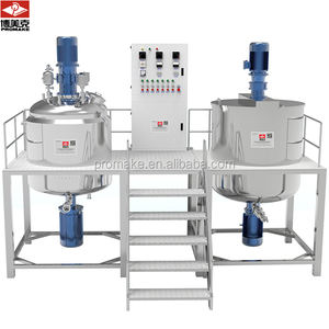 PMK Face white,shaving cream and body lotion cream making machine