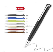 wholesale new wedding gifts branded name logo quality pens black with custom logo