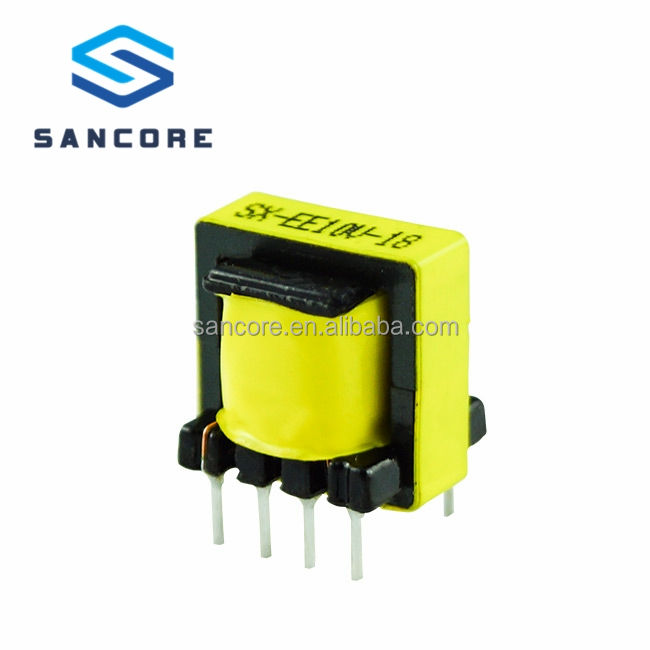 china factory EE10 vertical small high frequency electronic power transformer
