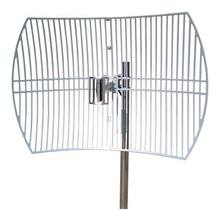 2.4G wifi parabolic grid wireless antenna 24dbi