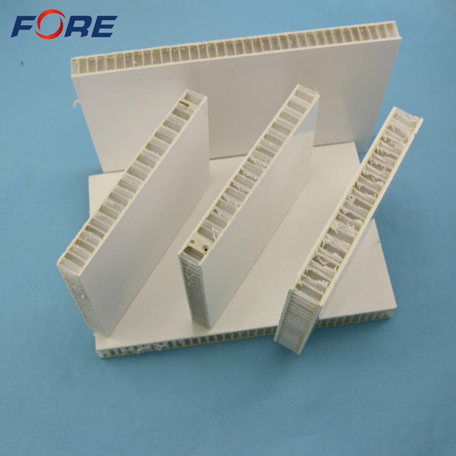 Gel-Coat Grp Frp Pp Honingraat Sandwich Panel