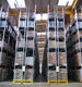 China Factory 3 Tons Heavy Duty VNA Storage Stacking Racking System Steel Pallet Rack