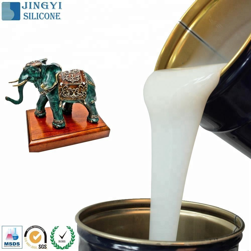RTV2 Silicone Liquid Rubber for Statue & Sculpture Mold