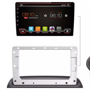 Android 8.1 car multimedia for axela 2014 car dvd player with gps TV CD BT 1024x600HD carplay dsp