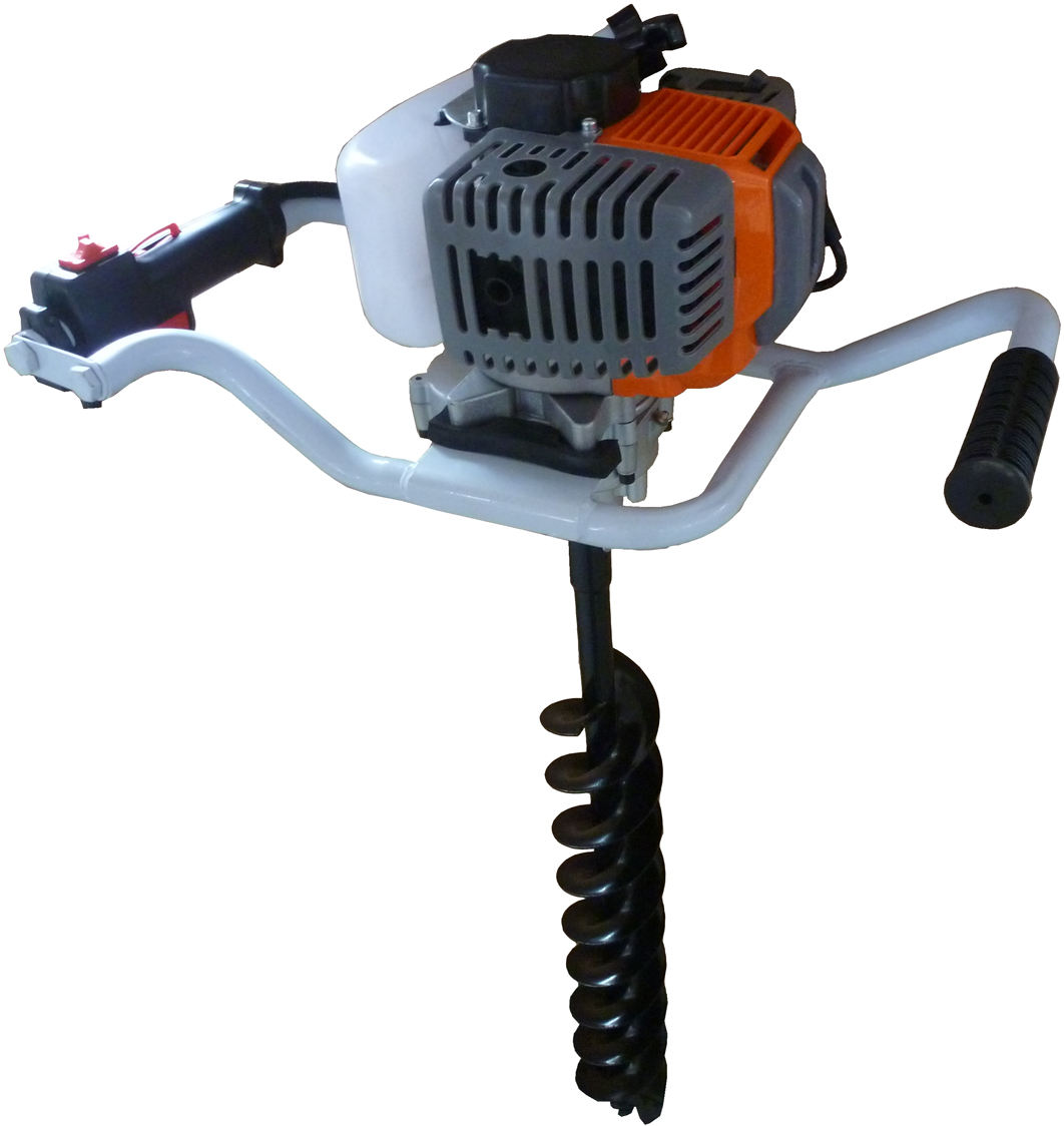 Super September Professional one man earth auger/ earth drilling machine/ground driller