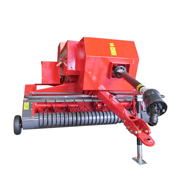 20 Years' Experience And Straw / Grass Small Baler Machine for Sale