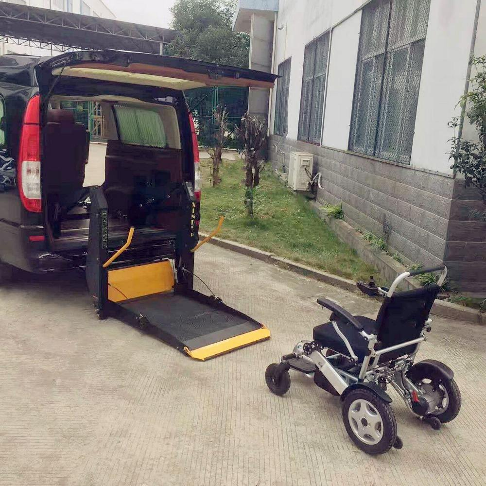 WL-D -880U Disabled Hydraulic wheelchair lift and ramps for vehicles
