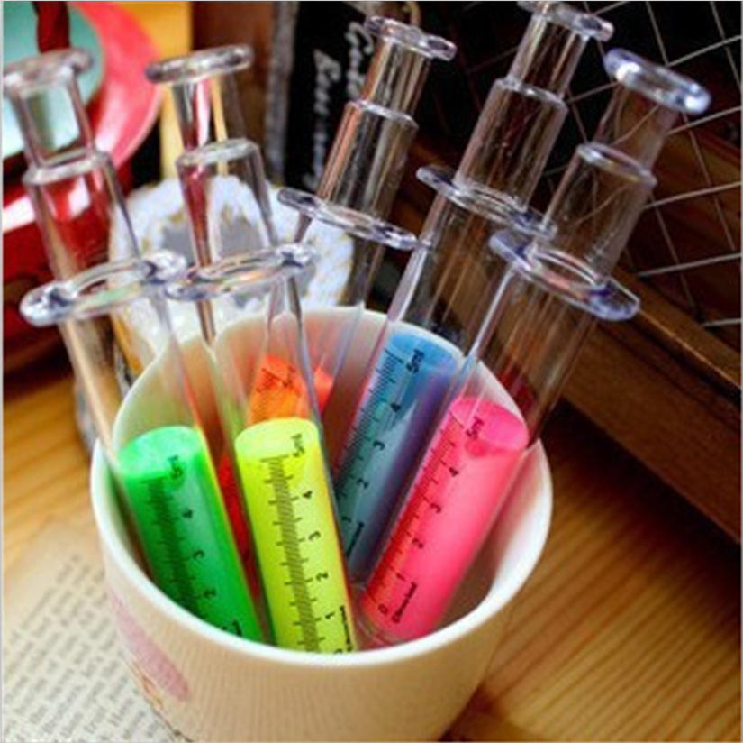 Wholesale Customization of New Cute Syringe Pen