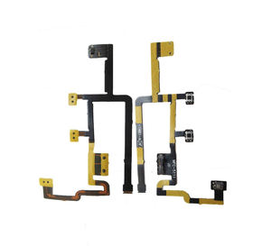 Brand New OEM 힘 에 스트라이프에/Off Volume Control Flex Cable 대 한 iPad 2/3/4 5 air Mini 2 3 4 (High) 저 (품질