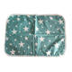 new design cartoon print reusable washable baby diaper changing mat