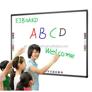 Digital classroom smart interactive honeycomb aluminum board for teaching and learning