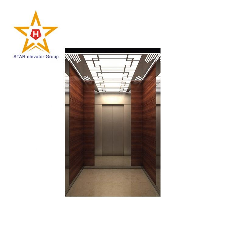 VVVF drive 10 persons 800kg passenger elevator lift price in China