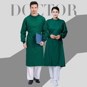 Reusable hospital gown fabric Conjoined surgical operating gown