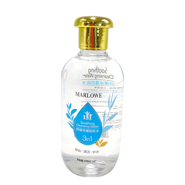 Micellar Makeup Remover Cleansing Water OEM
