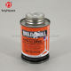 cylinder metal tin cans, PVC/UPVC/CPVC glue tin can