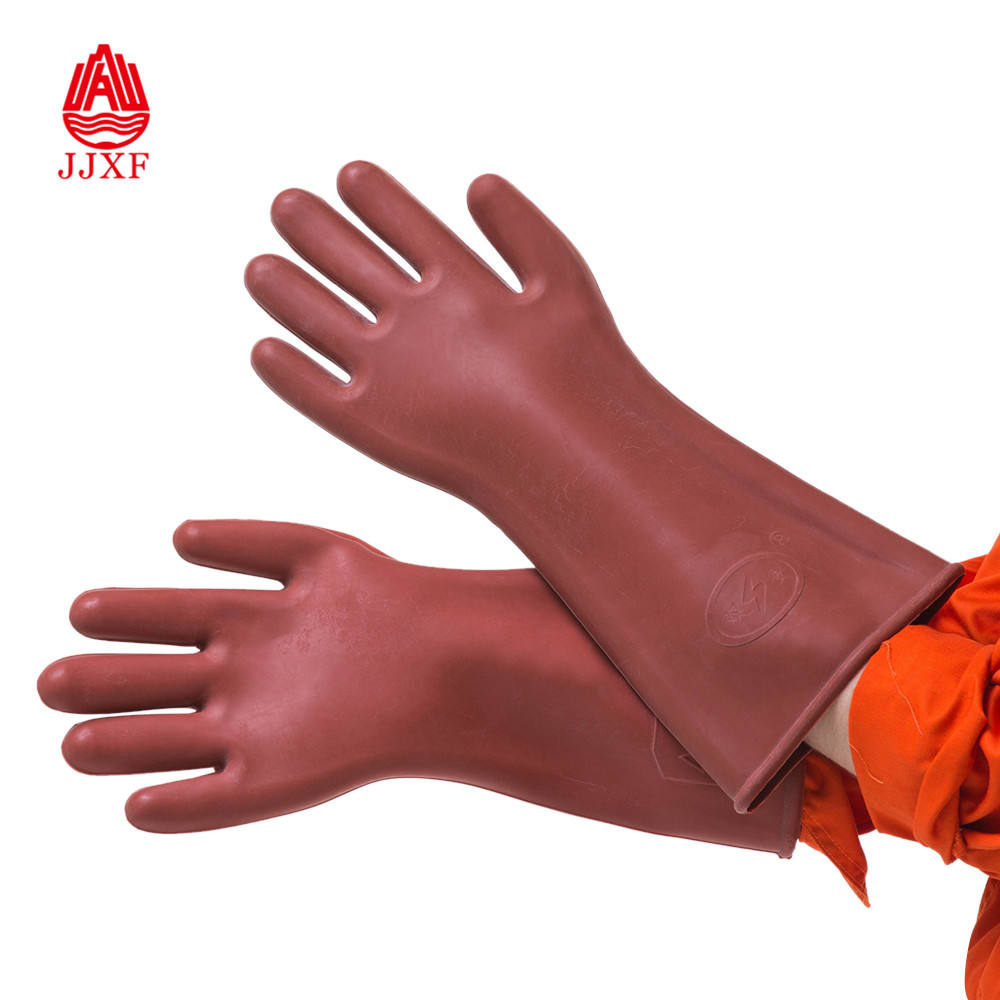 electrical insulating gloves/electrical insulation gloves