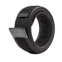 No-Scratch Reversible Web Belt Rubber Coated Tips and Advanced Hook & Loop Inner Fasteners Duty Belt