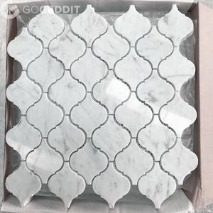 Backyard Gas Fire Pit Ideas, White Arabesque Backsplash White Arabesque Backsplash Suppliers And Manufacturers At Alibaba Com