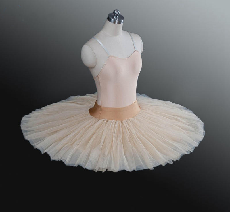 Professional High Quality Dance Performance Wear Adult Pancake Ballet Tutu