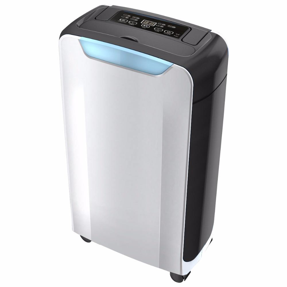 OL10- 009C Portable wardrobe food dehumidifier with anion function