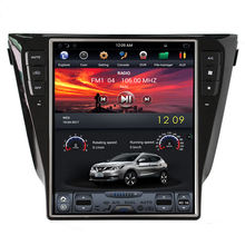 "NaviHua 12.1"" Vertical screen Tesla Android car dvd radio multimedia system for Nissan X-Trail Qashqai 2013 + car Radio 2G 32G"
