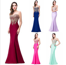 2018 new style bridesmaids sister long dress short Bridesmaid Dress maxi Bridesmaid Dress