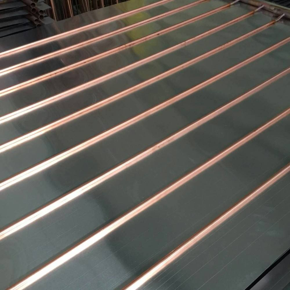 solar flat plate for solar water heater