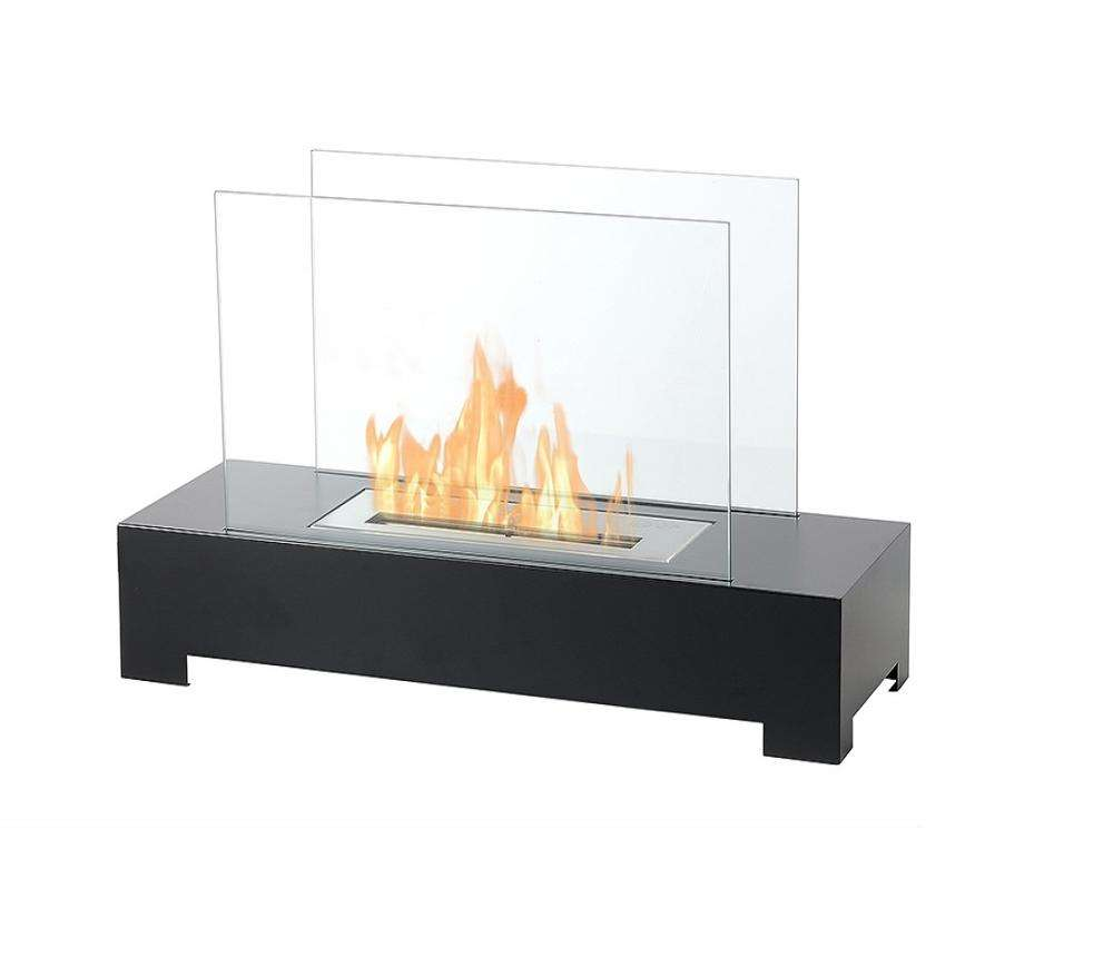 T on sale indoor chiminea free standing design ethanol modern fireplace