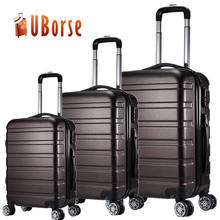20 24 28 luggage travel set / trolley suitcase 3 piece travel luggage set