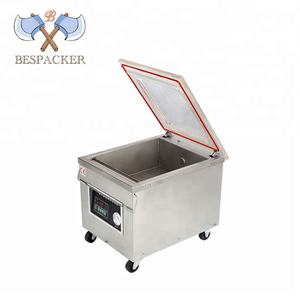 High quality fish packing machine food industrial vacuum sealer with strong carton packaged