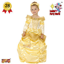 Lucida oem hot sale toddlers belle beauty princess costume 821183-S