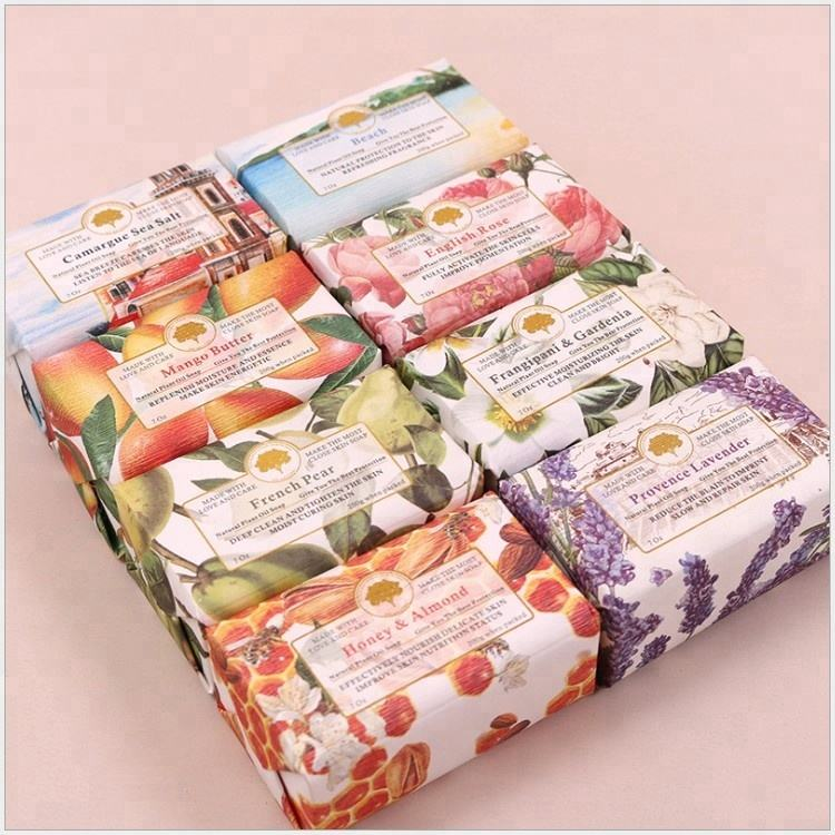 2018 Popular China cheap price Scented Soap