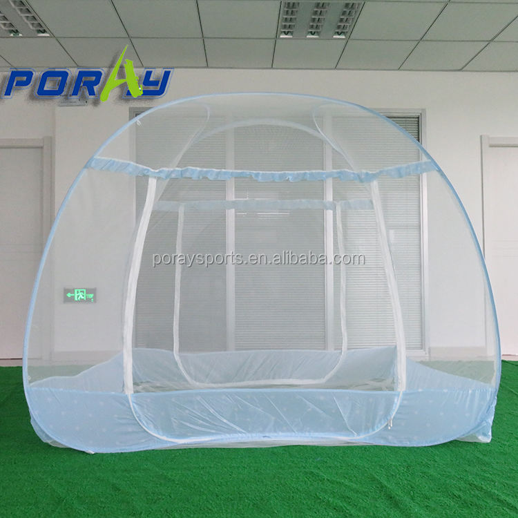 Tente anti-moustique Pop up Poray pour 4-5 personnes