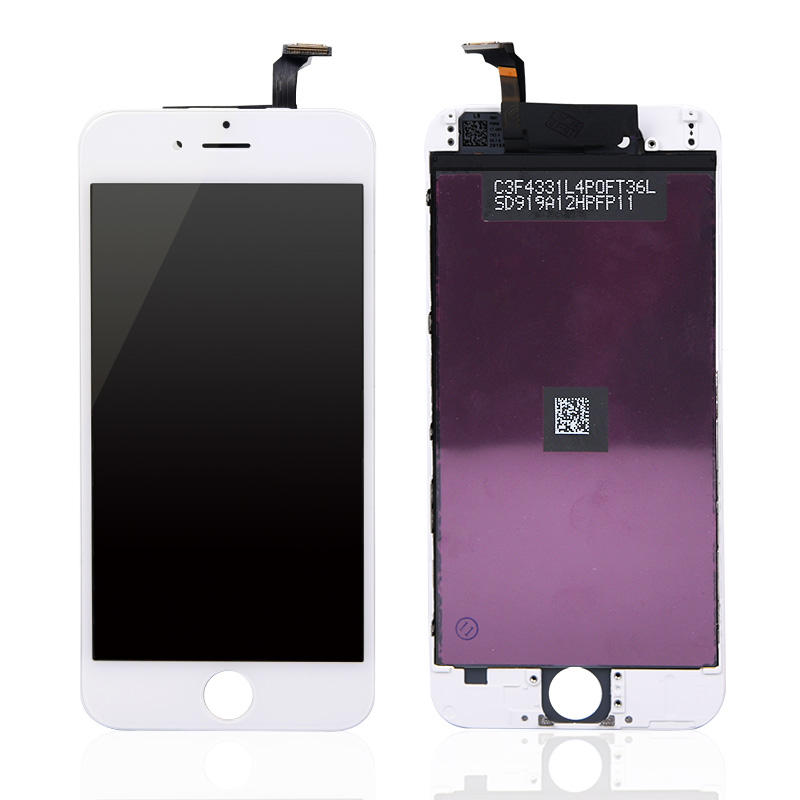 100% Original New Mobile Accessory For iPhone 6G LCD Touch Screen,LCD Display Screen For iPhone6G