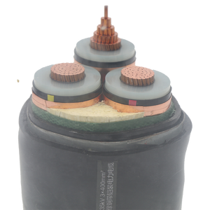 110kv High Voltage XLPE Hs Code For Power Cable